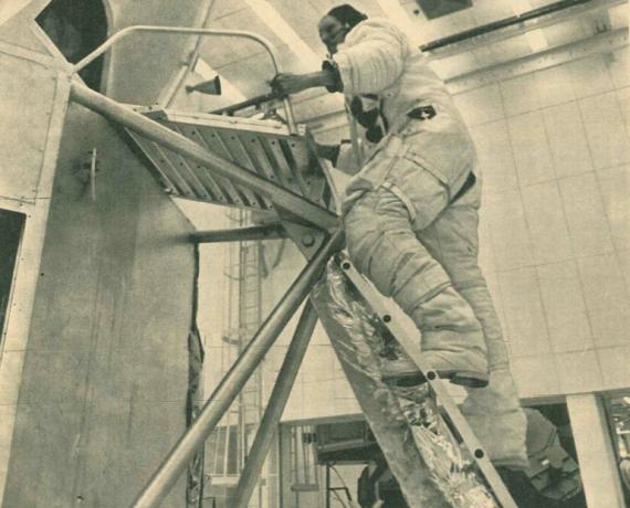 Misiones Apolo. 1969. Reportaje ABC.