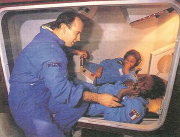 "Space Camp ""Patrick Baudry""."